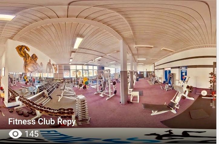Fitness Club Řepy